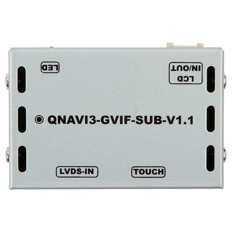 Видеоинтерфейс для Lexus IS250, IS300, GX460, NX300h, RX270, LX570 2014– г.в. Превью 3