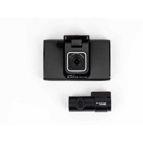 Двухканальный видеорегистратор с Wi-Fi BlackVue DR750LW-2CH Превью 2