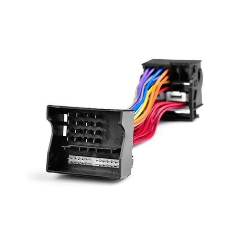 40-контактный кабель-удлинитель Quadlock для штатных мониторов Превью 3