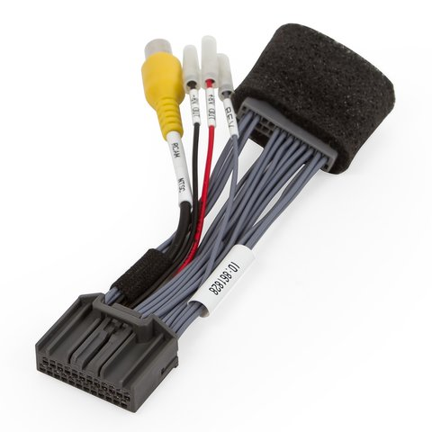 "Car Camera Connection Cable for 8"" Honda i-MID Monitors Preview 1"