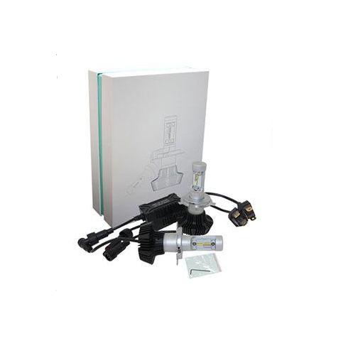 Juego de luces LED principales para coche UP-7HL-H4W-4000Lm (H4, 4000 lm, luz blanca fría) Vista previa  2