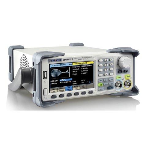 Генератор сигналів SIGLENT SDG6052X Прев'ю 1