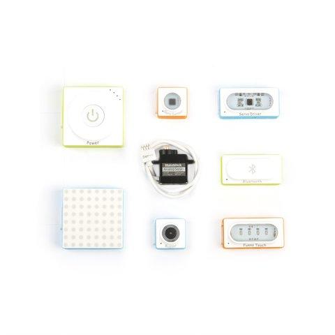 STEAM-набір електронних блоків Makeblock Neuron Inventor Kit - Перегляд 5