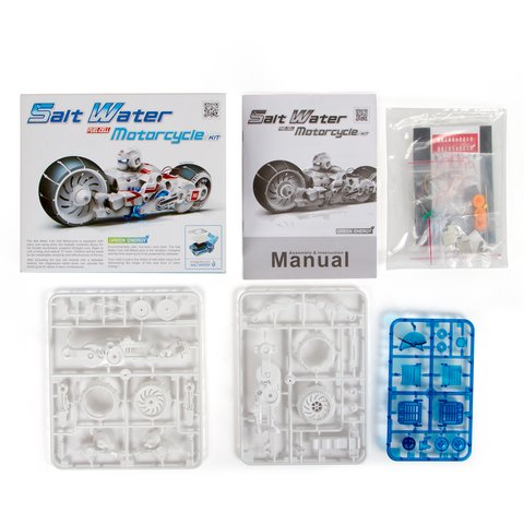 CIC 21-753 Salt Water Fuel Cell Motorcycle Preview 7