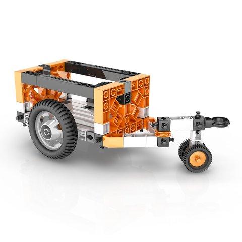STEM-конструктор Engino Механіка: колеса, осі та похилі площини Прев'ю 5