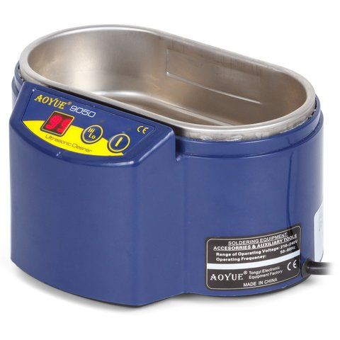 AOYUE 9050 Double Power Ultrasonic Cleaner (0.5L) Preview 1