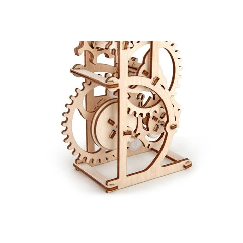 Mechanical 3D Puzzle UGEARS Dynamometer Preview 5