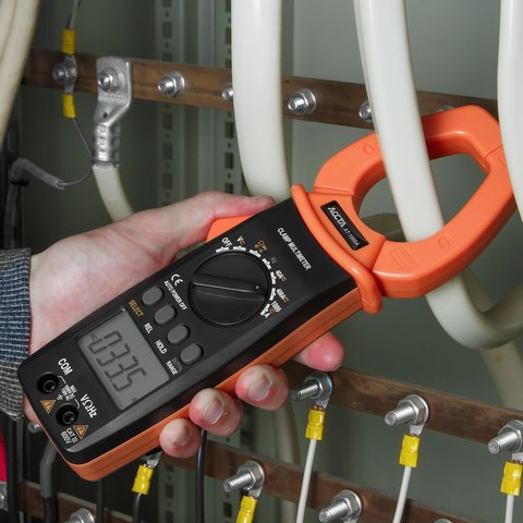 Digital Clamp Meter Accta AT-1000A Preview 6